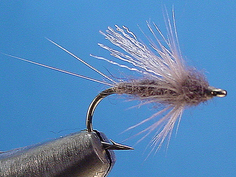Craven's Soft-Hackle Emerger